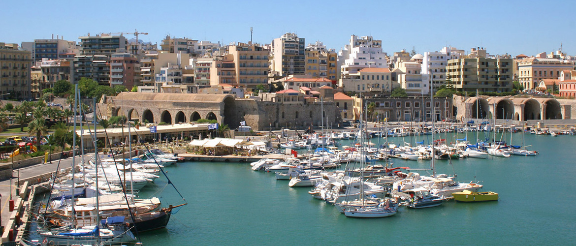 Rent a car Crete Heraklion